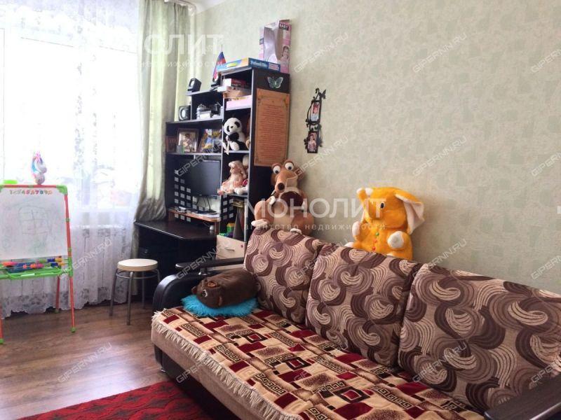 двухкомнатная квартира в переулке Островского дом 3 город Бор