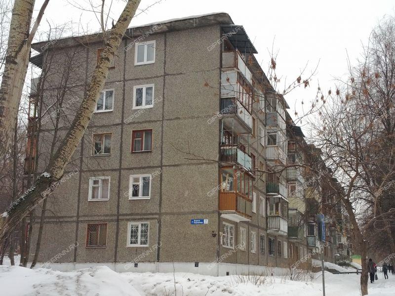 трёхкомнатная квартира на улице Бориса Корнилова дом 7 к1