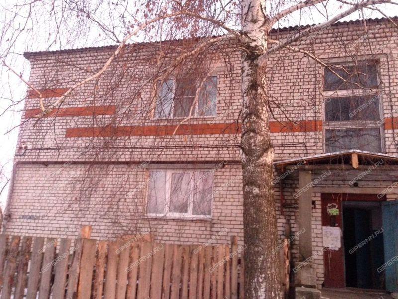 однокомнатная квартира в Комсомольском переулке город Володарск