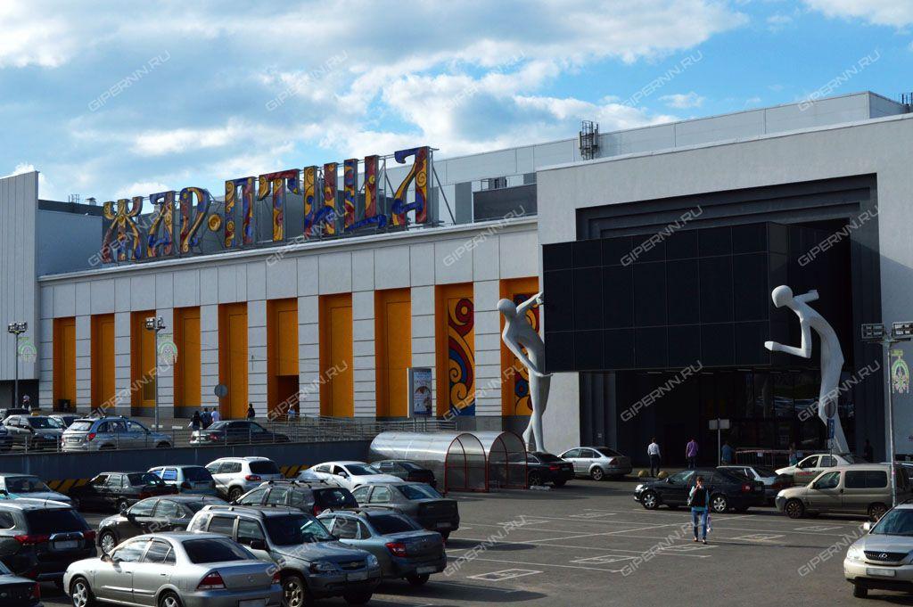 34a53679e4bb Торговый центр Жар-Птица Нижний Новгород, ТЦ Жар-Птица на площади ...
