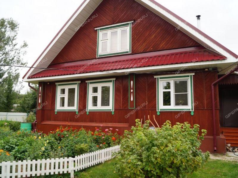 дом на  село Новые Ключищи