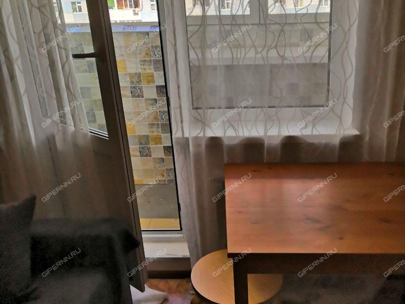 однокомнатная квартира на улице 40 лет Победы дом 21
