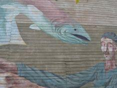 Как «оживают» здания: путешествие в мир нижегородского стрит-арта