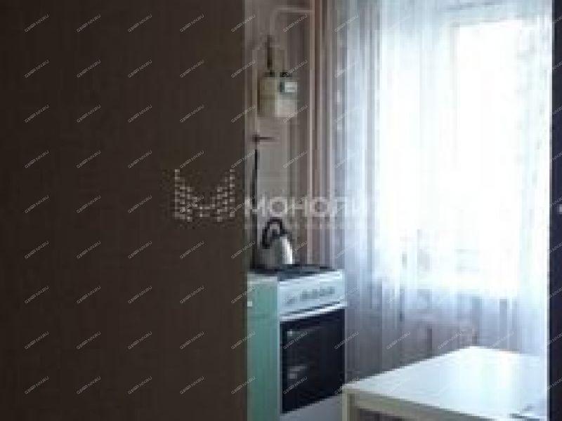 однокомнатная квартира на улице Мира дом 9 посёлок Память Парижской Коммуны