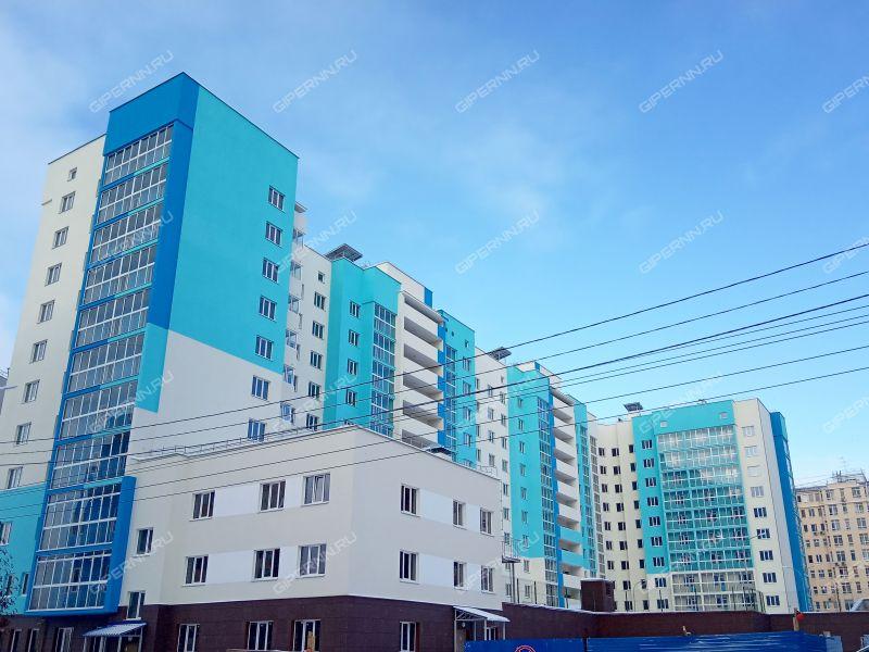 однокомнатная квартира на улице Родионова дом 191 к1