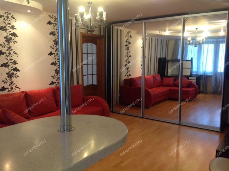двухкомнатная квартира на улице Белинского дом 102