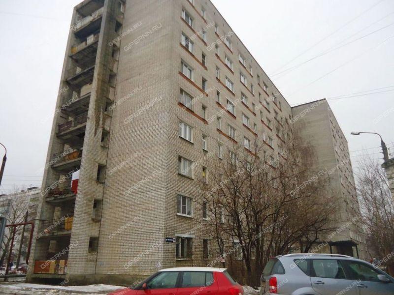 однокомнатная квартира на улице Шаляпина дом 18