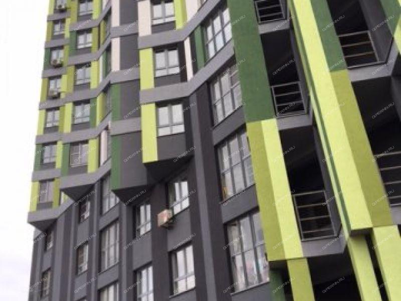 однокомнатная квартира на улице Генкиной дом 25а
