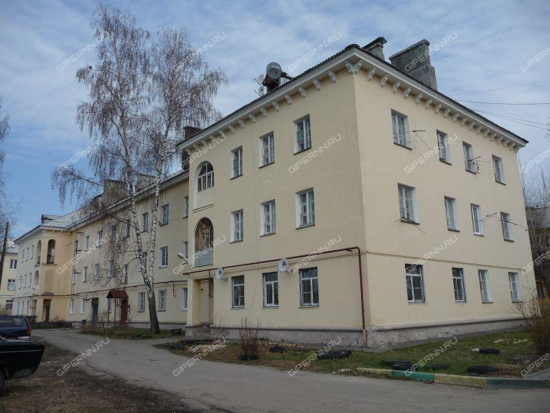 трёхкомнатная квартира на улице Федосеенко дом 80