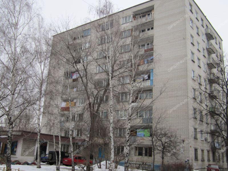 комната в доме 5 на улице Подводников
