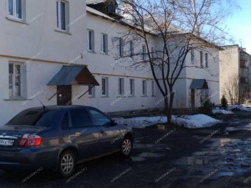 двухкомнатная квартира на улице Победы дом 9 рабочий посёлок Лукино