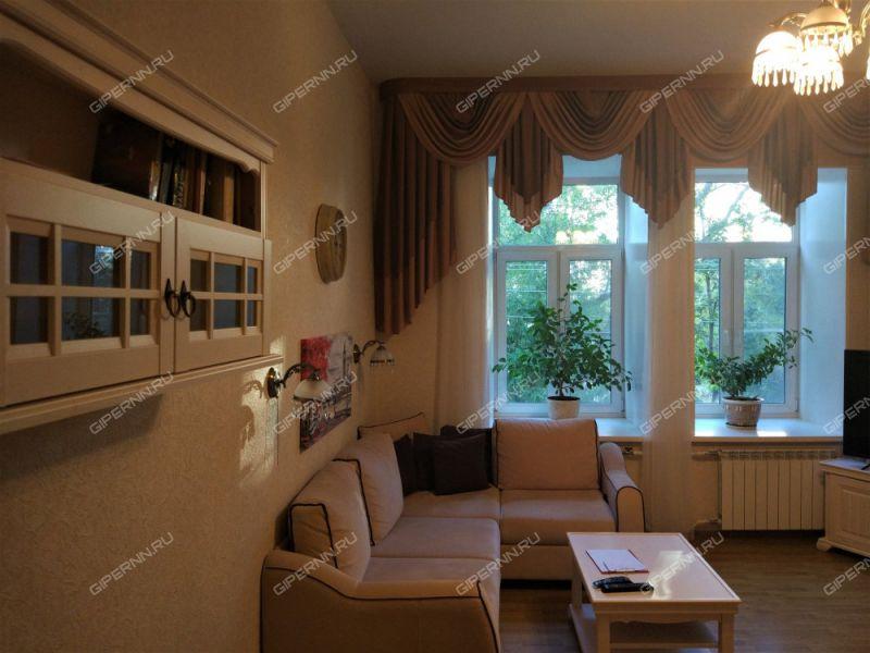 однокомнатная квартира на улице Грузинская дом 40