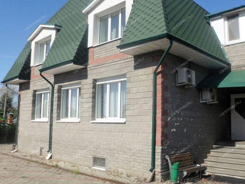коттедж на улице Чаадаева