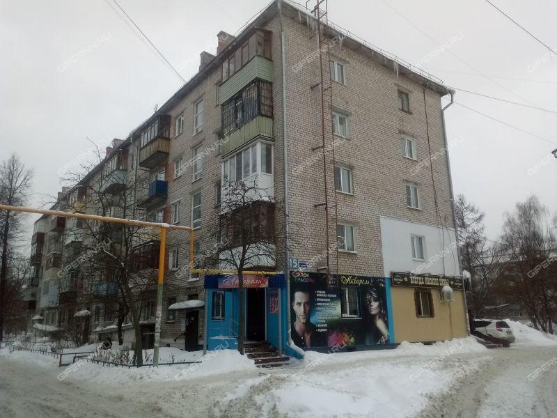 двухкомнатная квартира на Коммунистической улице дом 15 город Балахна
