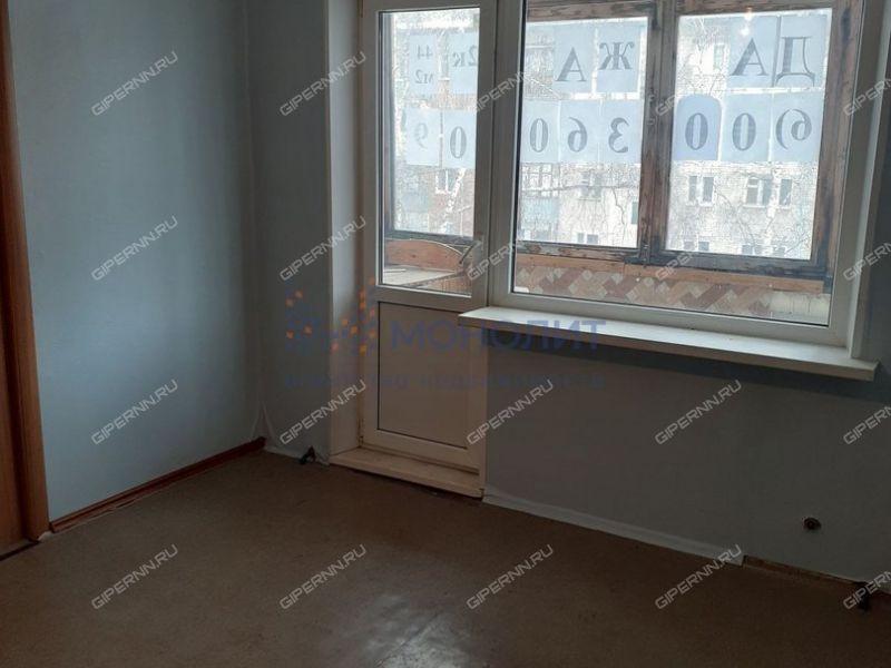 двухкомнатная квартира на улице Мокроусова дом 26