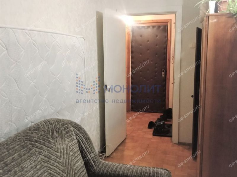 однокомнатная квартира на улице Маршала Голованова дом 19