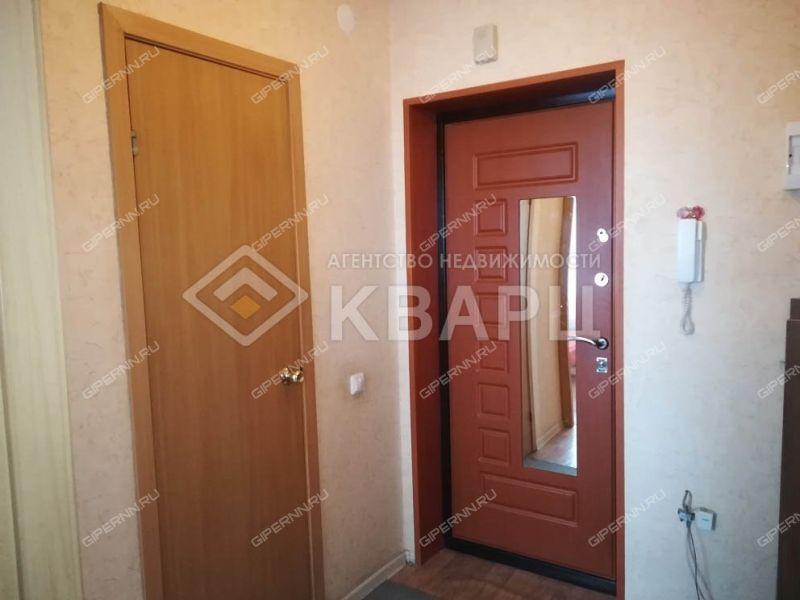 двухкомнатная квартира на Народной улице дом 54