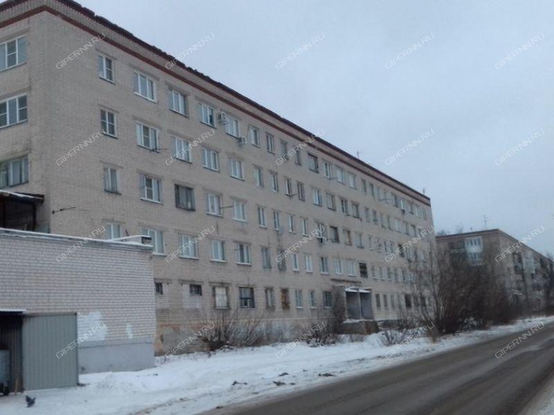 двухкомнатная квартира на улице Урицкого дом 10А город Дзержинск