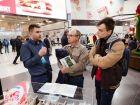 11 ноября в МЕГА Нижний Новгород состоялась Ярмарка жилья, организованная Телепрограмма Домой Новости! 11