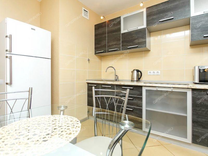 однокомнатная квартира на сутки на улице Невзоровых дом 64 к2