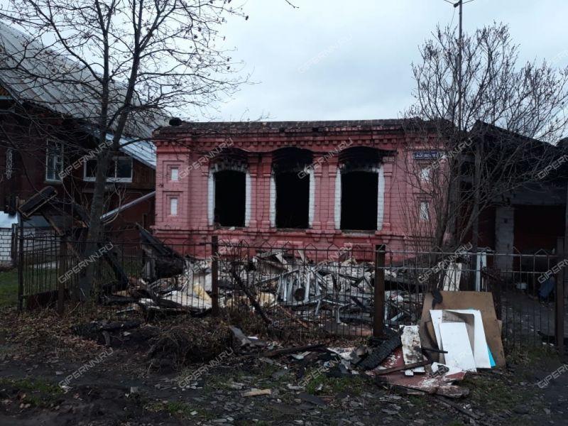 дом на улице Большая Школьная рабочий посёлок Большое Козино