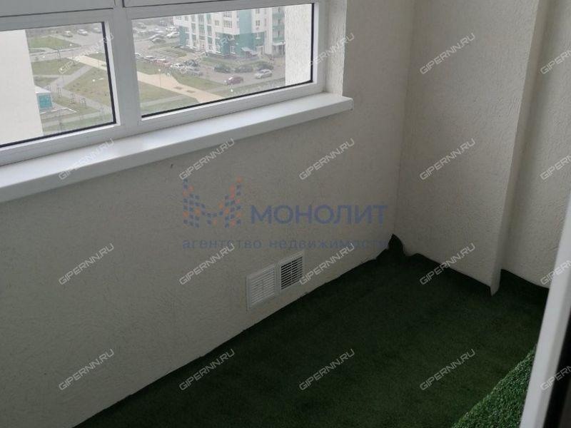 однокомнатная квартира на улице Левобережная дом 3