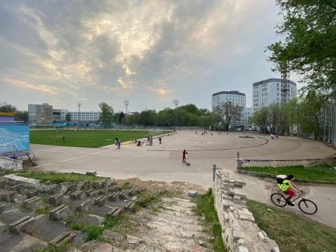 Долгожданная реконструкция: каким видят стадион «Водник» нижегородцы?