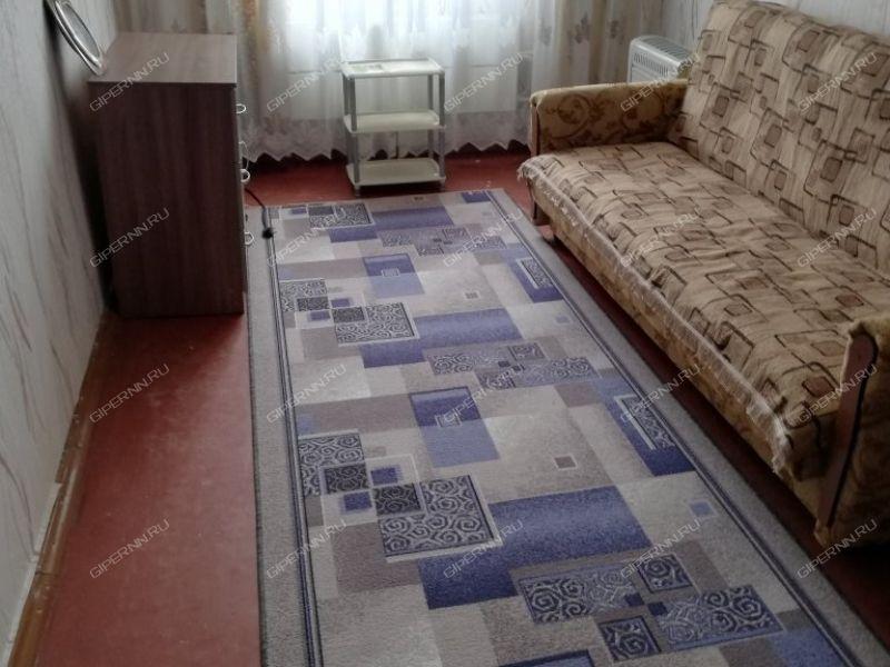 двухкомнатная квартира на улице Мостоотряда дом 27