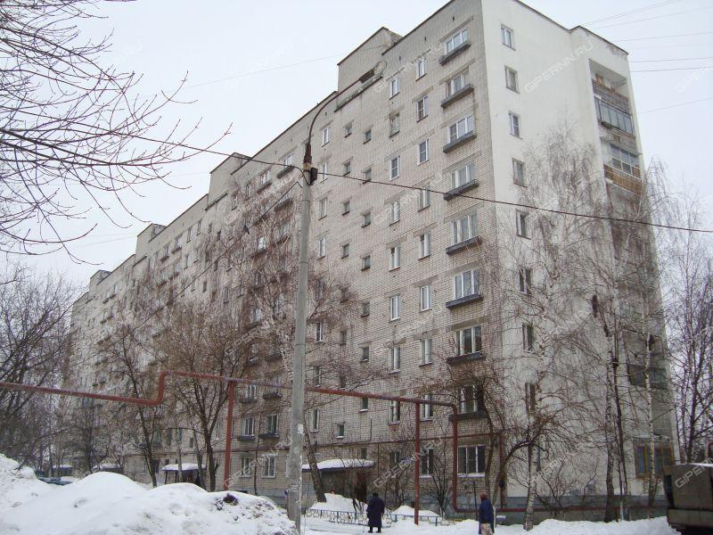 трёхкомнатная квартира на улице Переходникова дом 13