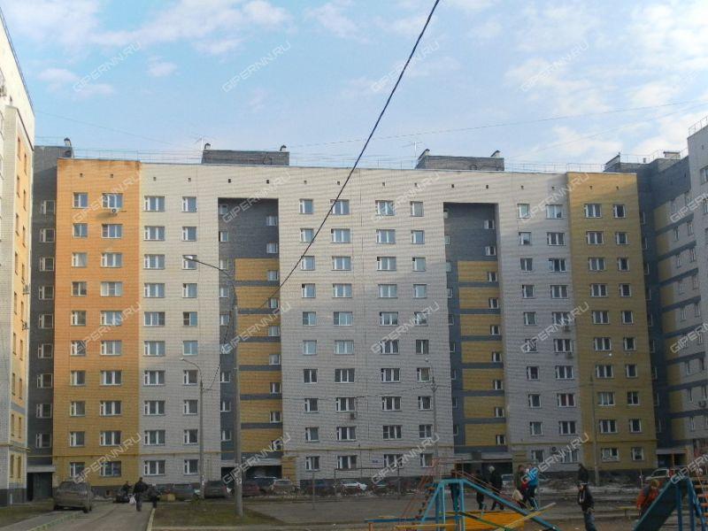 трёхкомнатная квартира на улице Победная дом 17 к1
