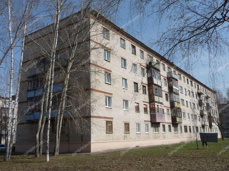 трёхкомнатная квартира на улице Федосеенко дом 96