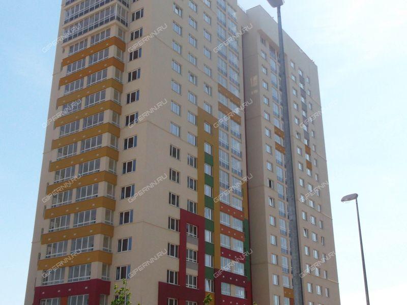 однокомнатная квартира на улице Академика Сахарова дом 103