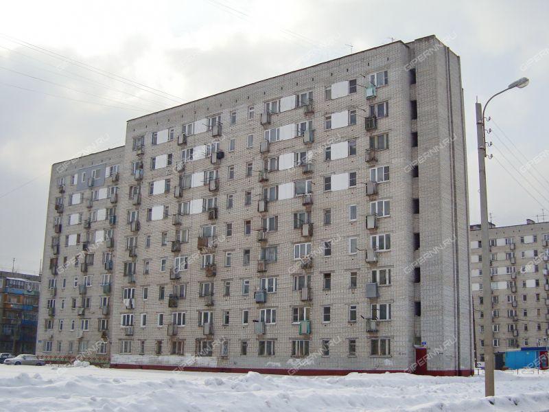 улица Пермякова, 16 фото