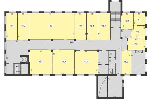 admirala-vasyunina-2-admirala-vasyunina-ulica-2 планировки офисного центра фото