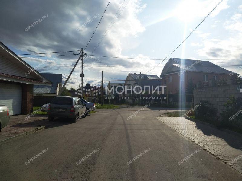 коттедж на улице Трансформаторная