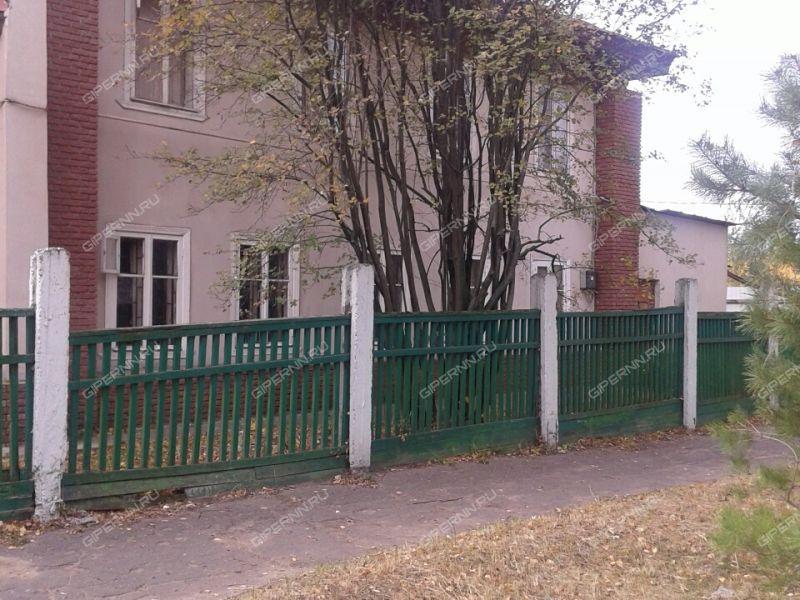 дом на улице Третьяковская