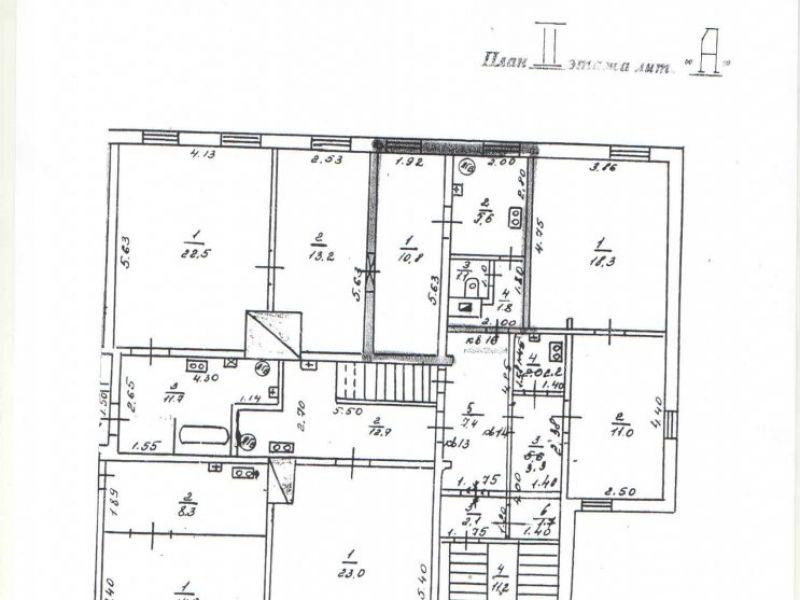 однокомнатная квартира на улице Почаинская дом 27А