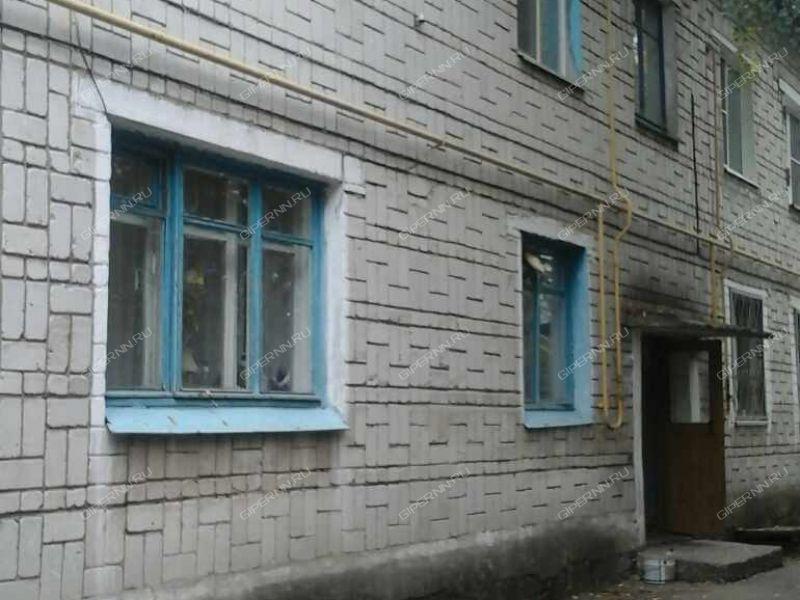 двухкомнатная квартира на улице Челюскинцев дом 5а город Балахна