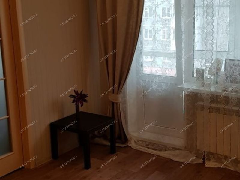 двухкомнатная квартира на улице Фаворского дом 51 город Павлово