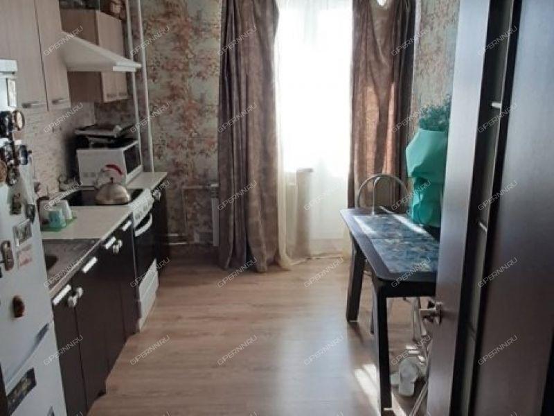 однокомнатная квартира на улице Вятская дом 4