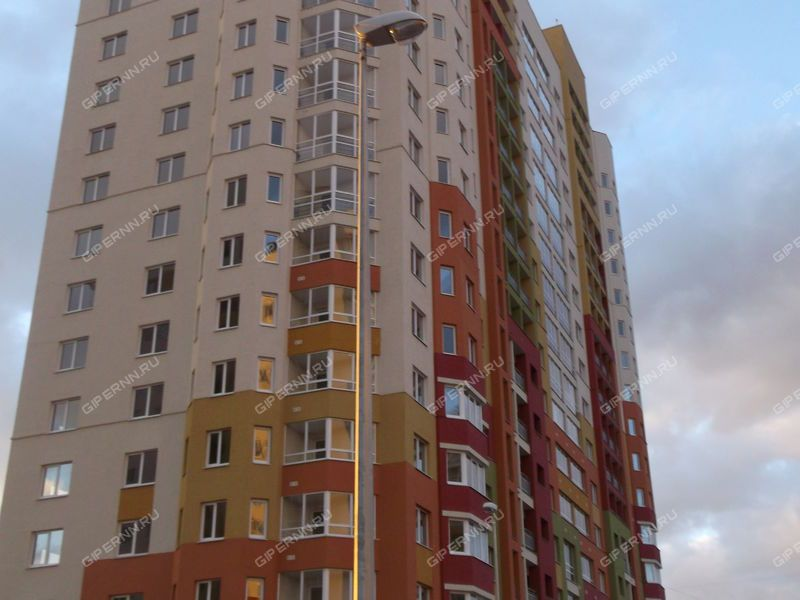улица Академика Сахарова, 111 к1 фото