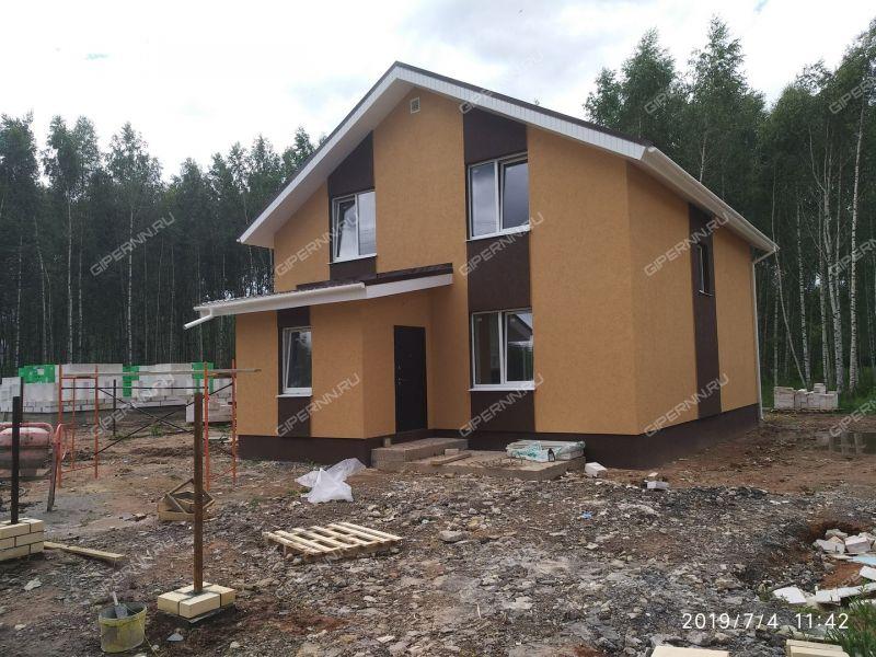 коттедж на Земляничная село Елховка