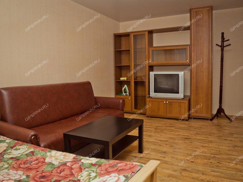 однокомнатная квартира на сутки в Ярмарочном проезде дом 5