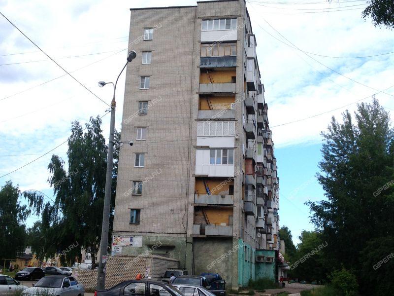 двухкомнатная квартира в 2-м микрорайоне дом 27 город Кстово