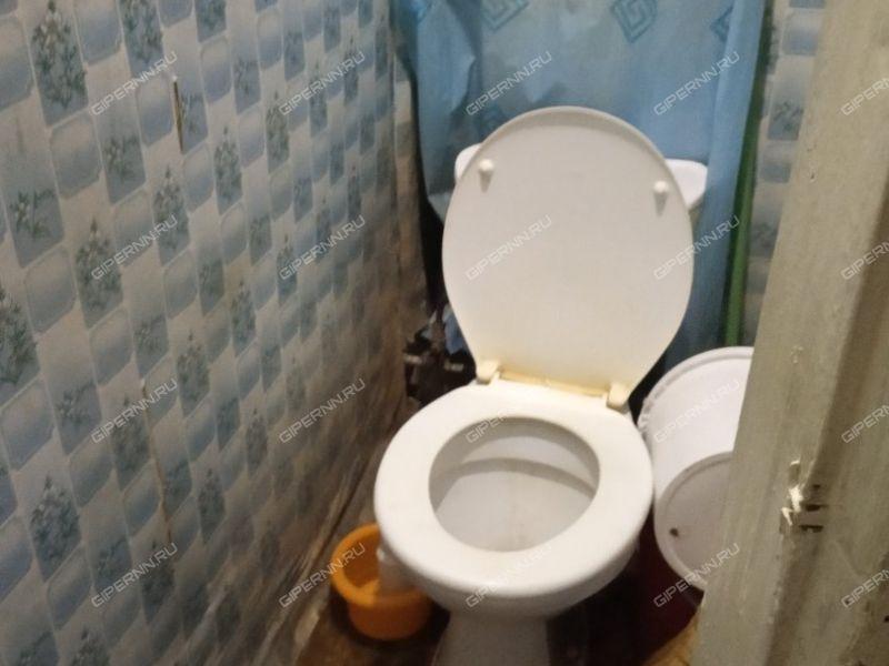 трёхкомнатная квартира на улице Заводская дом 14 рабочий посёлок Фролищи