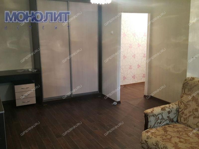 двухкомнатная квартира на улице Терешковой дом 6/7 город Балахна