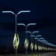 Датчики уровня снега и температуры дорог могут появиться на фонарных столбах