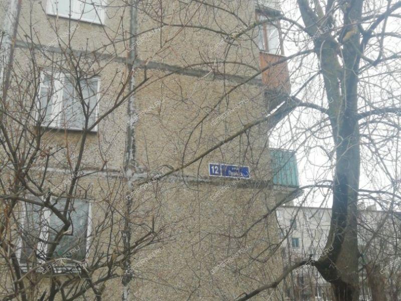 однокомнатная квартира на улице Пушкина дом 12 город Заволжье