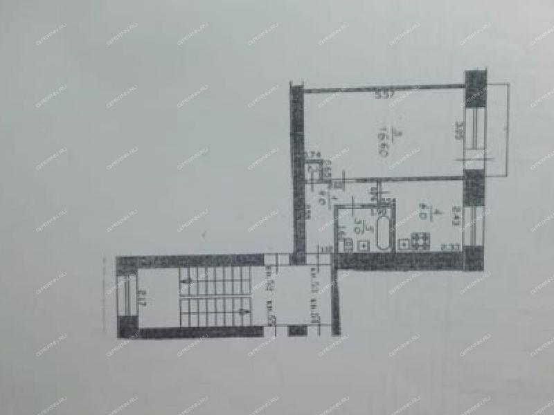 однокомнатная квартира в микрорайоне 2-й дом 16А город Кстово