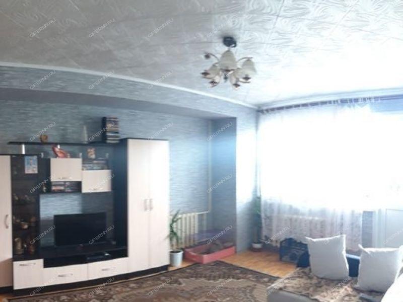 двухкомнатная квартира на улице Пономарёва дом 4 город Заволжье